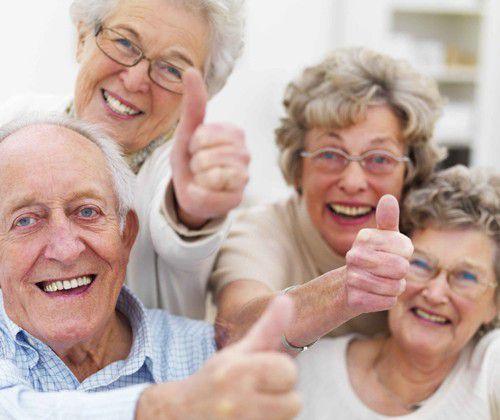 Implant cho người cao tuổi